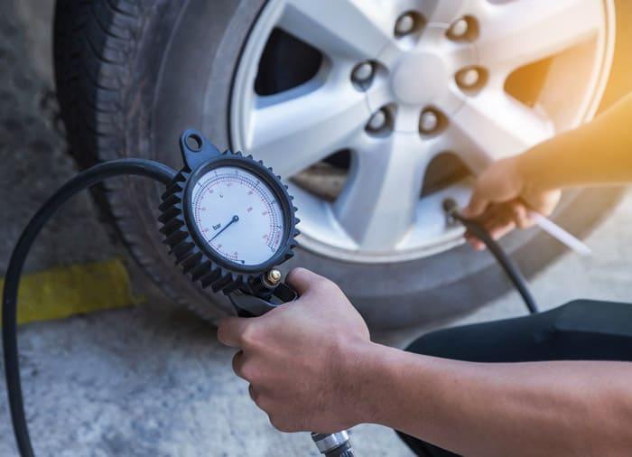 oikea rengaspaine säästää rengasta ja rahaa