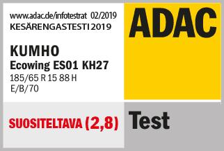kesärengastesti 2019 kumho kh27